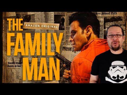 The Family Man - Official Teaser Reaction | Raj & DK | Manoj Bajpayee | New Amazon Original 2019