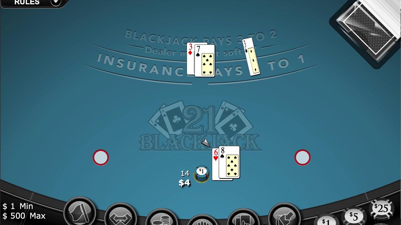 Ignition Blackjack Rigged