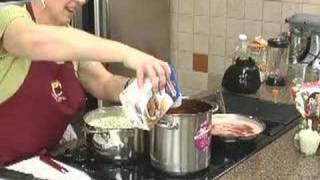 Santa Fe Five Bean Soup