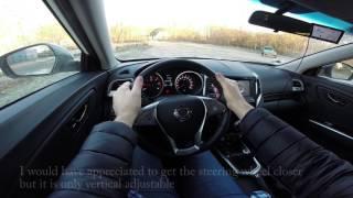 SsangYong Tivoli/LUVi 1,6L Diesel 2WD