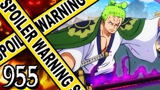 THE END OF ACT 2!!! | One Piece Chapter 955 Review