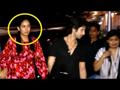 Mira Rajput Gets JEAL0US As Shahid Kapoor IGN0RES Her with A CUTE Girl FAN