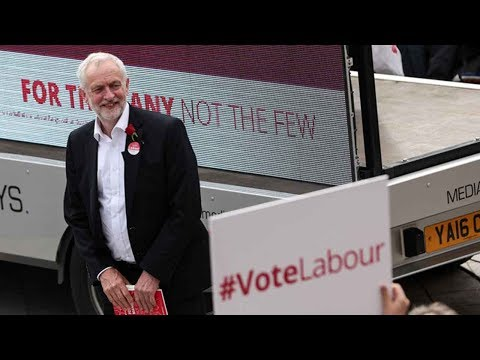UK Labour Party leader Corbyn sees possible new election this year or next