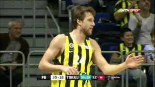 Fenerbahçe - Torku Konyaspor Basket | 3. Hafta