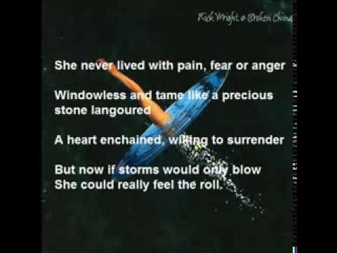 Richard Wright – Breakthrough Lyrics | Genius Lyrics