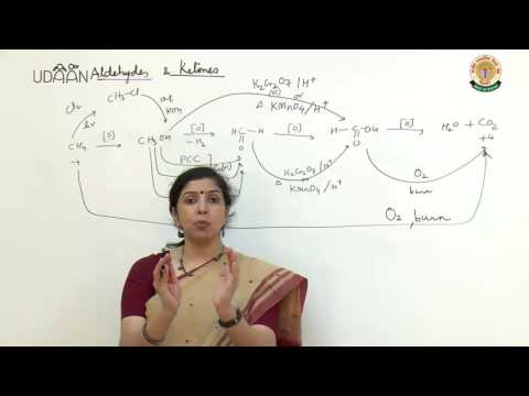 Lecture: Aldehydes, Ketones and Carboxylic Acids - 1