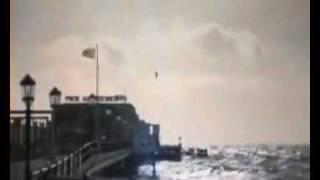 Jake Scrace First Person to Jump Over Worthing Pier