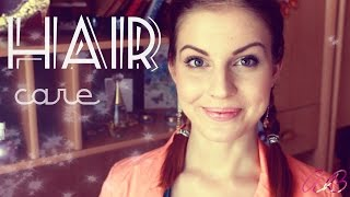 видео Уход за волосами осенью
