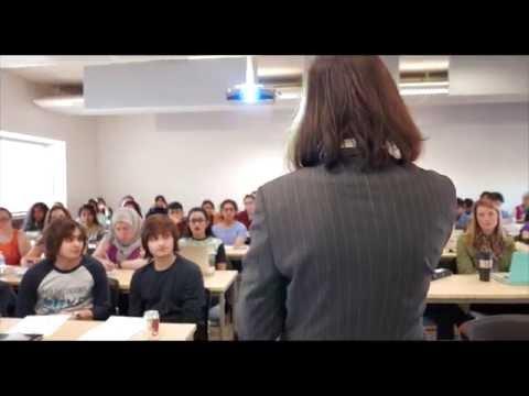 Inspiring lecturers at Anglia Ruskin University