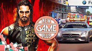 Gran Turismo Sport & Wrestling auf der Konsole mit WWE 2K18 | New Game Plus #64
