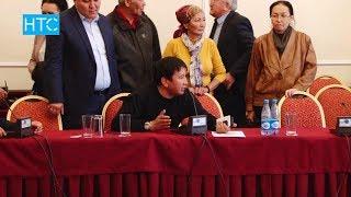 Скандал: Зилалиев и активисты / 10.11.17 / НТС