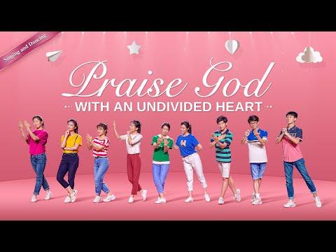 "2019 Christian Dance | ""Praise God With An Undivided Heart"" | Worship Song"