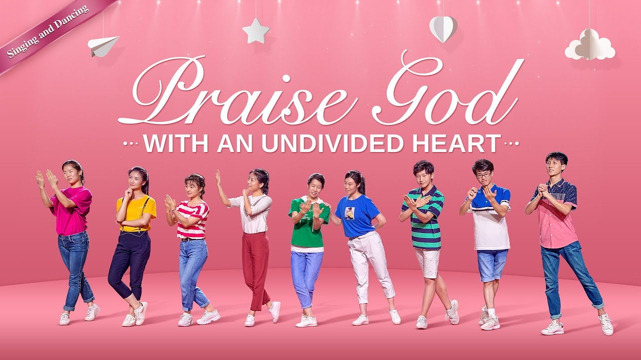 """Download Christian Dance   """"Praise God With an Undivided Heart""""   Praise Song"""