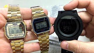 #Unboxing | Compra de Relógio no MercadoLivre Mais Barato Que No Aliexpress!!