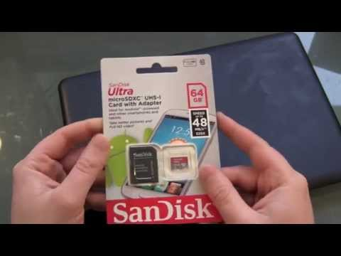 SanDisk Extreme SDXC vs Ultra microSDXC | Best Value SD Card for 4K?из YouTube · Длительность: 4 мин48 с