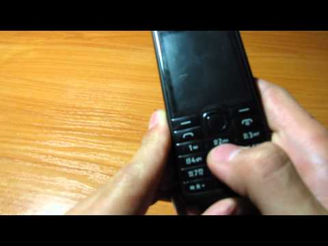 Обзор Nokia 301