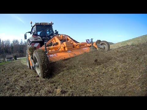 Falc «Bio-Fräse» im Einsatz bei Agri-Schenk