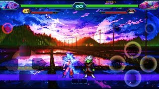 NEW MUGEN APK Anime CrossOver LITE for Android Hakai Destruction DOWNLOAD !!!!!!!
