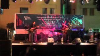 Arch Stanton Quartet Jazz band @ Darb 1718 - Cairo Jazz Festival