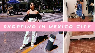 A FASHION LOVER SHOPS IN MEXICO CITY + SHOPPING HAUL