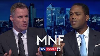 Jamie Carragher and Patrick Kluivert debate why Holland have NEVER won a major tournament | MNF
