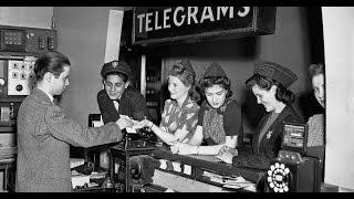 USA КИНО 1091. Последняя телеграмма в США. Как я доставлял телеграммы в Киеве