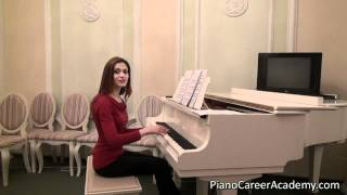 The Chromatic Scale. Rimsky-Korsakov - Flight of the Bumblebee. Piano practice tips