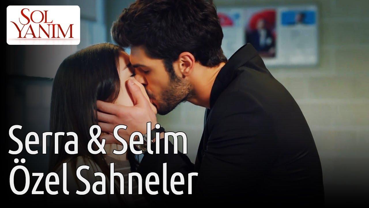 Sol Yanım   Serra & Selim Özel Sahneler