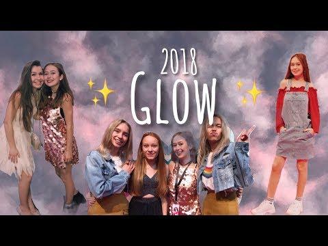 GLOW 2018 mit LisaandLena, Kassi usw // LauraSophie