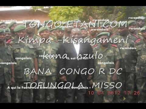 TONGO ETANI COM   kimpa Kisangameni  kuna  nzulo