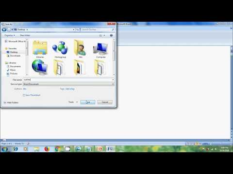 PowerPoint 2007: How To Convert Microsoft Word To PowerPoint Presentation