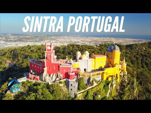 If You Visit Portugual.... U Must See Sintra!