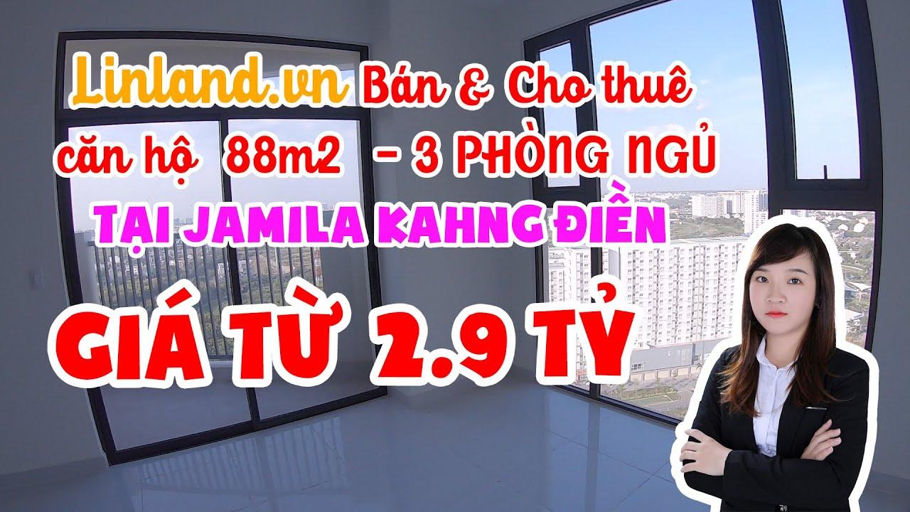Bán / cho thuê căn hộ góc tại Chung cư Jamila Khang Điền quận 9