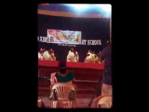 Thiruvathira Alappuzha district level 2nd prize winning