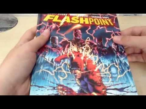Review of the comic book flashpoint
