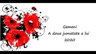 Gemeni - A doua jumatate a lui 2020
