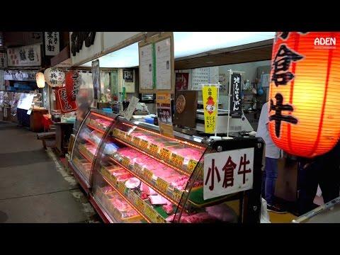 Food Market in Japan - Kitakyushu