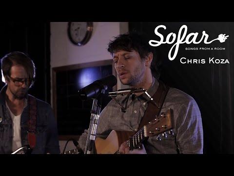Chris Koza - Wolves and the Ravens | Sofar London
