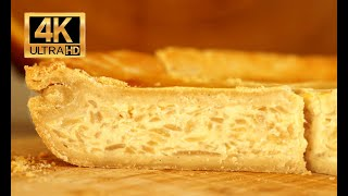 Луковый пирог Сырный вкус без сыра СУБТИТРЫ Саша Солтова