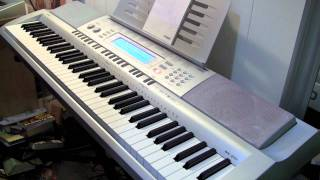 Casio WK-210 Review and Demo