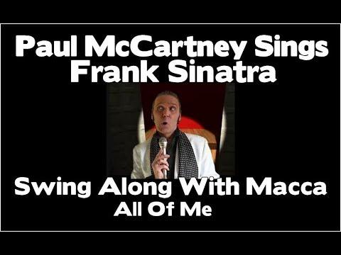 SWING ALONG WITH PAUL McCARTNEY