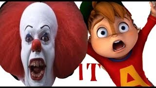 AAS Movie: Alvin Meets Pennywise(It)🤡