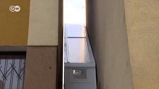 أصغر منزل في أوروبا   يوروماكس