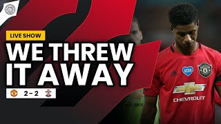 Joe and alex review the 2-2 draw between manchester united southampton at old trafford. stretford paddock has content out every day, make sure you're sub...