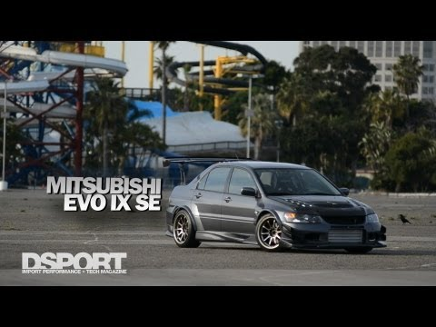 Street Cyber EVO iX | DSPORT DVD #19