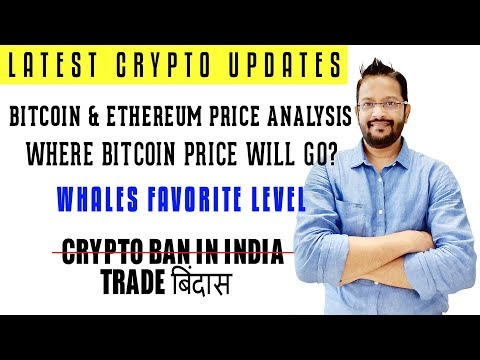 Bitcoin Pumps/Dumps As Per Plan. BTC & ETH  Big Price Move Coming.Crypto Ban In India Trade बिंदास