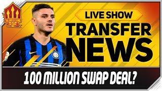ICARDI Man Utd Transfer Swap! Man Utd News thumbnail