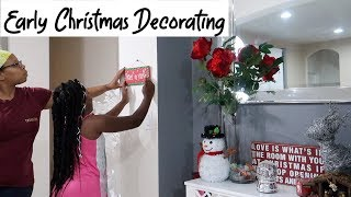 Early Christmas Decorating   Family Vlogs   JaVlogs