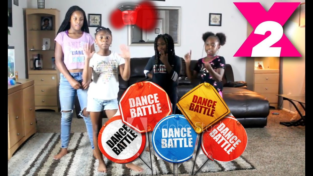 X2 DANCE BATTLE WITH FRIENDS