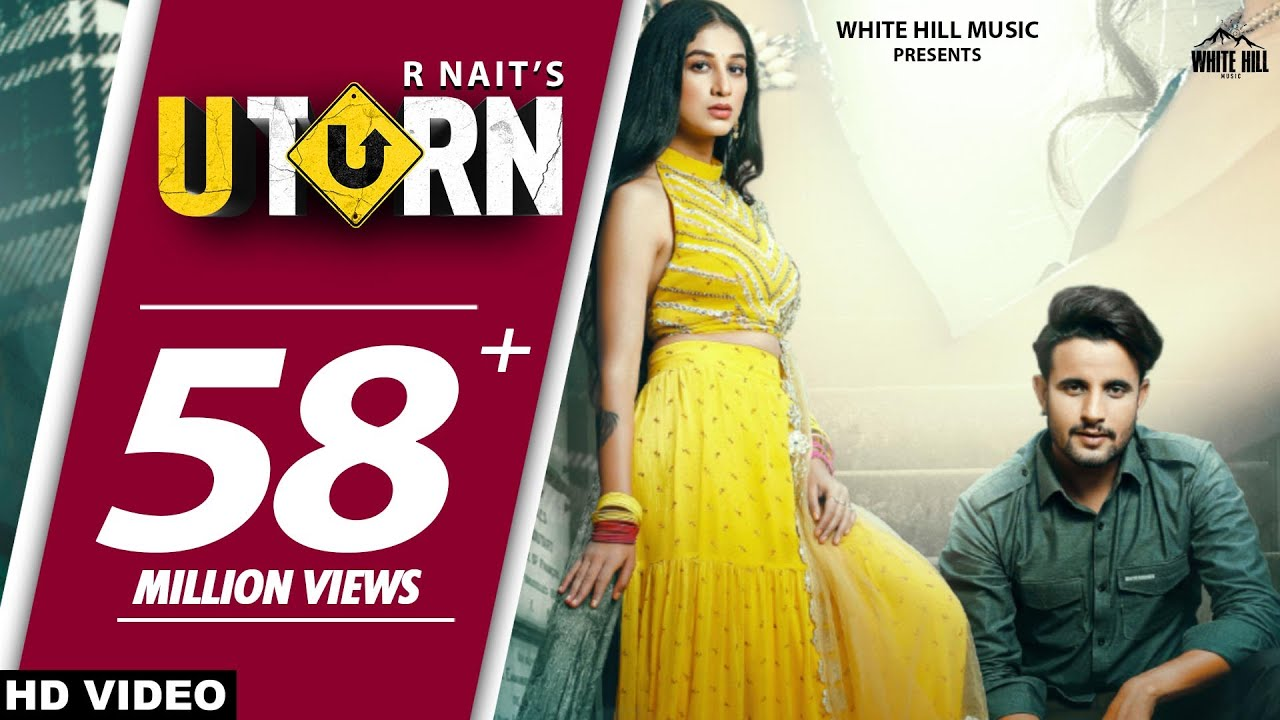 Download R NAIT : U Turn (Official Video) | Ft. Shipra Goyal | Jeona & Jogi | New Punjabi Song 2020/2021